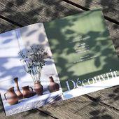 Profiter des rayons du soleil...et du magazine @homemagazineofficiel Tout est beau dedans ! Une jolie façon de s'évader un peu... . . #laviecontinue #douceur #spring #nature #magazine #sevader #decorationinterieure #deco #decoration #home #homedesign