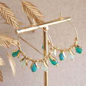 PÉNÉLOPE Aqua Hop! On plonge direct dans l'été avec ses petites beautés ! ☀️☀️☀️ Bientôt sur l'eshop! #earrings #penelope #aqua #summermood #jewels #jewelry #handmade #sirjane #sirjanebijoux #bouclesdoreilles #newcollection #springsummer #bijoux #bijouxdecreateur #faitmain #madeinfrance #artisanatfrançais #artisan #artisanat