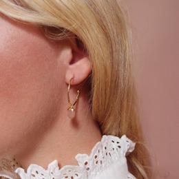 Nouvelles créoles ☆ JOY - Amulette ☆ Demi-créoles martelées dorées à l'or ornées de pierres de lune roses Pièce unique dispo sur l'eshop ♡ . . #bijoux #sirjane #sirjanebijoux #bouclesdoreilles #creoles #pierredelunerose #pierredelune #pierrefine #earrings #joy #amulette #bijouxcreateur #artisanat #artisanatfrancais #artisan #artisanfrancais #madeinfrance #faitmain #createurlyonnais #lyon6 #mylittlelyon